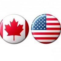 アメリカとカナダの求人
