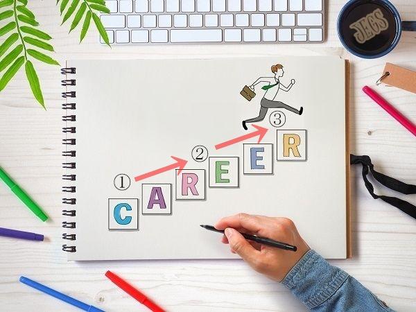 キャリアアップの第3ステップ