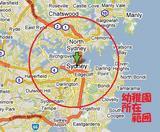 幼稚園所在地図