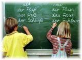 ドイツの授業見学する日本語教師