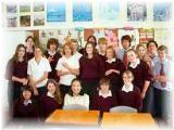 NZ日本語教師と生徒