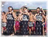 ニュージー小学校マオリダンス