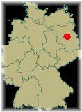 ドイツのベルリン地図