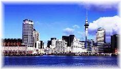 NZオークランド風景