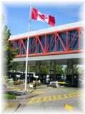 カナダの国境