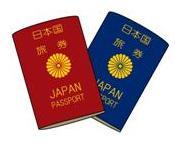 パスポートとビザ認可