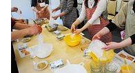 料理と日本語教室