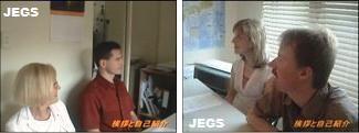 日本語クラスの生徒